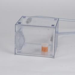 Desiccators Mini for Gas Filling, polycarbonate