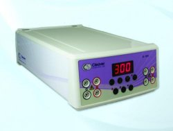 Power supply omniPAC MIDI CS-300V for gel electrophoresis tanks