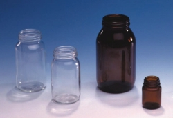 Wide-mouth bottles