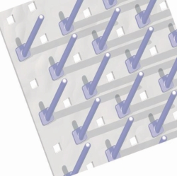 Pegs for LaboPlast® draining racks