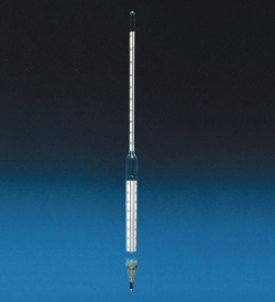 Hydrometers, mineral oil