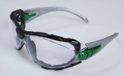 Safety eyeshields CARINA KLEIN DESIGN™ 12710, clear