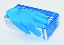 Disposable Gloves Soft Nitril, Nitrile, Powder-Free