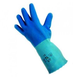 Latex gloves Pro-Fit 6240, super blue