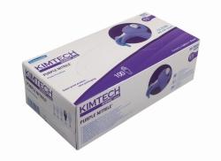 Disposable Gloves KIMTECH SCIENCE* PURPLE NITRILE*, Nitrile, Powder-Free