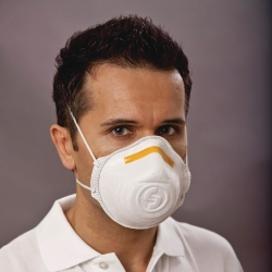 Filtering facepiece Mandil