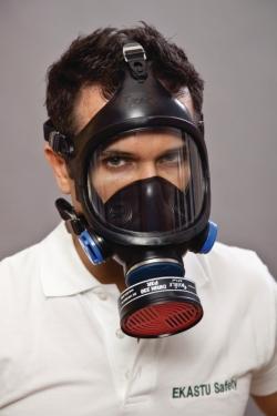 Full face mask C 607 / Selecta