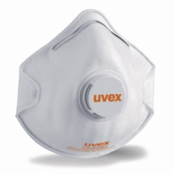 Respirators silv-Air c, Moulded Masks
