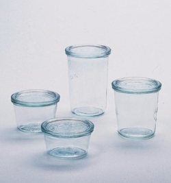 Culture dishes, glass
