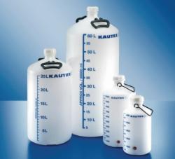 Aspirator bottles, series 350, HDPE