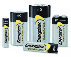Alkaline Batteries, Energizer Industrial