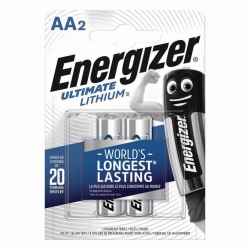 Lithium batteries, Energizer