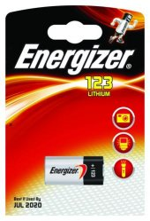 Lithium Photo Batteries Energizer