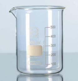 Beakers glass, DURAN®, low form