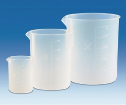 Griffin beakers, PFA