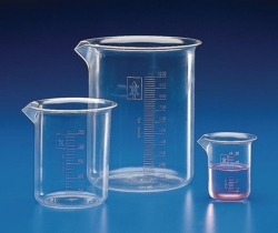 Beakers, PMP (TPX®), low form