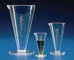 Measures, PMP (TPX), conical