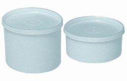 Universal -jars, PE-HD with cap,  PE-LD