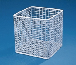 Wire baskets, wire/nylon