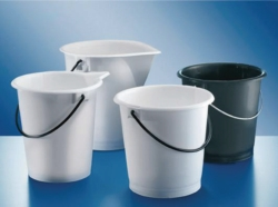 Buckets, series 610/615, PE-LD
