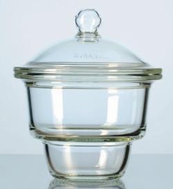 Desiccators, DURAN®, knob lid