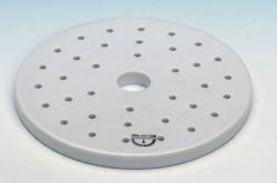 Desiccator plates, porcelain