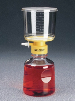 Filter units Nalgene™ Rapid-Flow™, SFCA Membrane, sterile