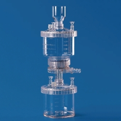 Vacuum or pressure filtration apparatus, Typ 16510, PC