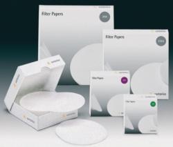 Quantitative filter paper, Grade 389 - white spot, circles and sheets
