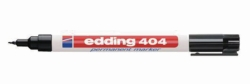 Permanent markers, edding 404/400