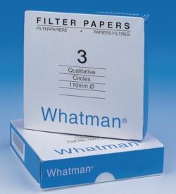 Filter paper, Grade 3