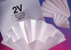 Filter paper, Grade number 2 V