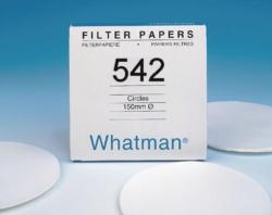 Filter paper, Grade 542