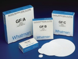 Glass microfibre filters, grade GF/A
