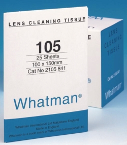 Lens cleaning tissues, 105 series