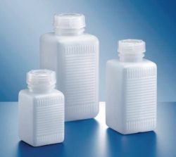 Wide-mouth bottles, series 310, HDPE