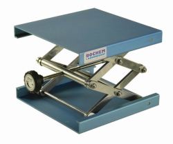 Laboratory jacks, aluminium anodized