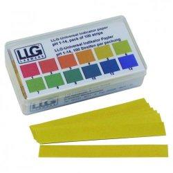 LLG-Universal indicator paper, strips