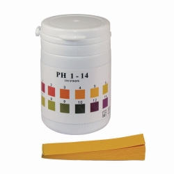 LLG-Universal indicator paper, strips