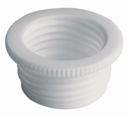 Thread adapters for SafetyCaps / SafetyWasteCaps, female / male thread
