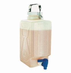 Aspirator carboys Type 2320, PE-HD