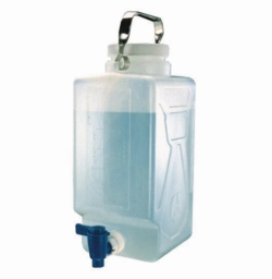 Aspirator carboys Type 2321, PP