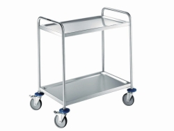 LLG-Trolleys, Stainless Steel