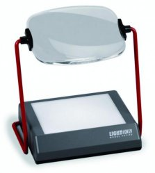 Mini Light Box and Mini Magnifier