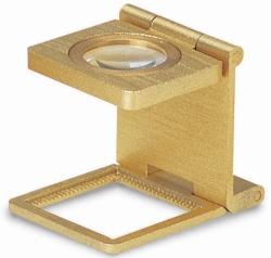 Magnifying lens, Contafili