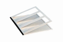 Microscope slide folder, Munich type