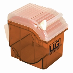 LLG-Dispenser for PARAFILM® M, orange, ABS