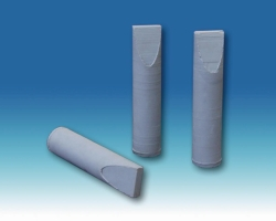 Test tube cleaners, rubber