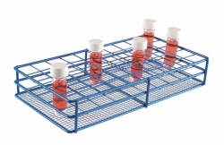 Tube Rack, epoxy-coated steel
