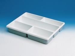 Tidy trays, PVC